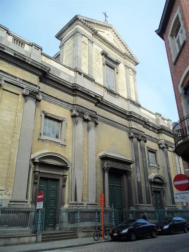Gent Savaanstraat 33 Sint-Barbarakerk