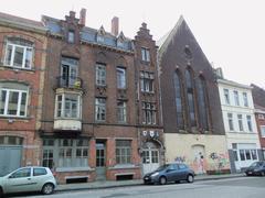 Sint-Pieterskapel en Sint-Pietersschool