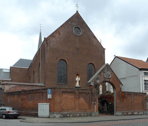 Brugge Boeveriestraat 18