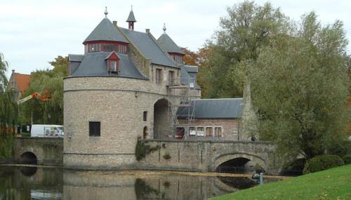 Brugge Ezelstraat zonder nummer Ezelbrug