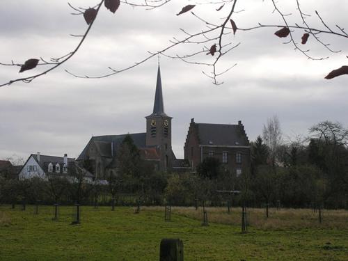 Sint-Ulriks-Kapelle Kerk en Pastorie