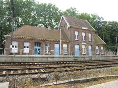 Station Dilbeek