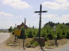 Kruis met Christusbeeld