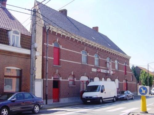 Zonnebeke Menenstraat 156