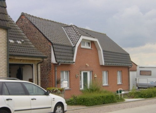 Zonnebeke Zandvoorde Houtemstraat 9