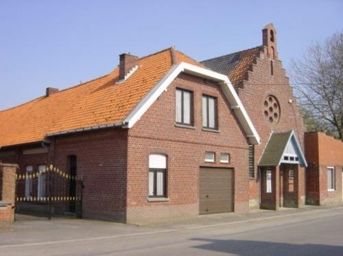 Zonnebeke Frezenbergstraat 31-33