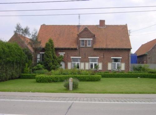 Zonnebeke Ieperstraat 195