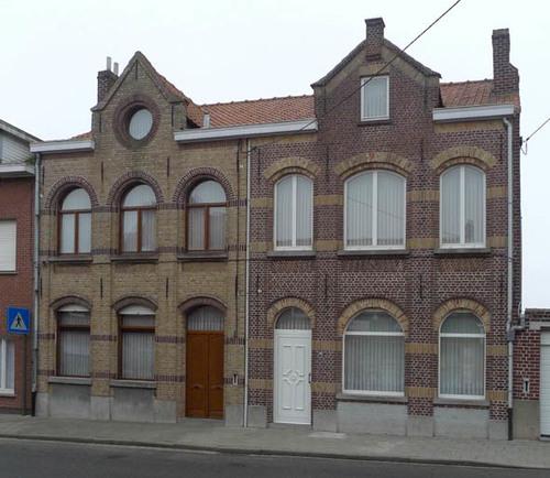Mesen Gentstraat 16, 18