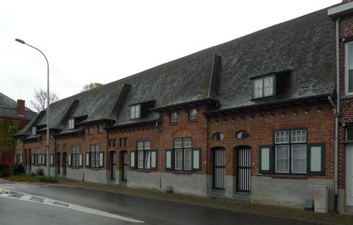 Wervik Geluwe Wervikstraat 2-16