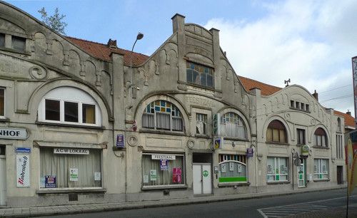 Wervik Duivenstraat 76-80