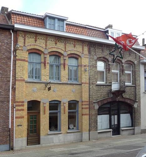 Wervik Nieuwstraat 32-34