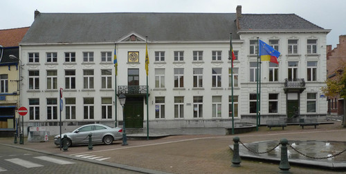 Wervik Sint Maartensplein 16