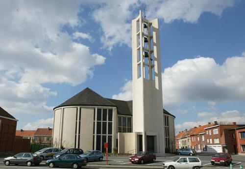 Guido Gezellelaan z.nr. parochiekerk