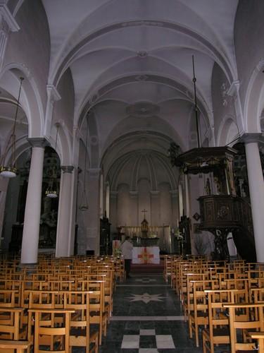 Linkebeek Kerkstraat 1B kerk