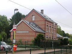 Buurtspoorwegenstation Wezembeek Stockel