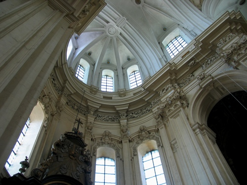 Leuven Naamsestraat 57A Sint-Michielskerk transept