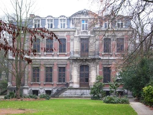 Antwerpen Koningin Elisabethlei 26 Gouverneurswoning