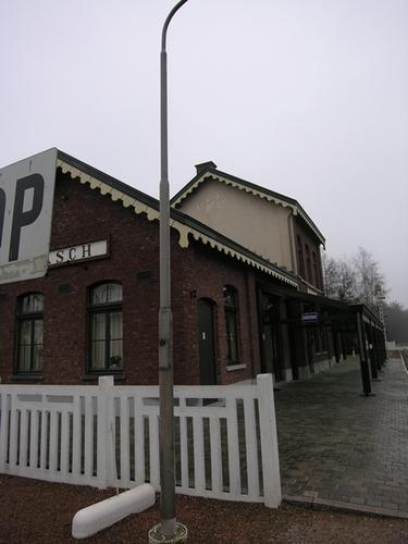 As Stationsstraat zonder nummer