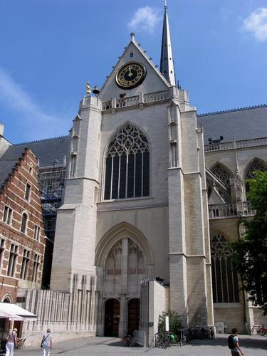 Leuven Mathieu de Layensplein zonder nummer