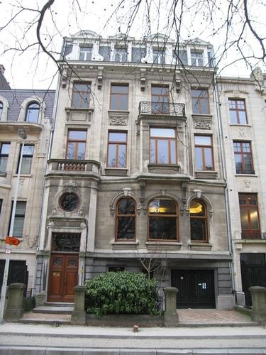 Antwerpen Jan Van Rijswijcklaan 17