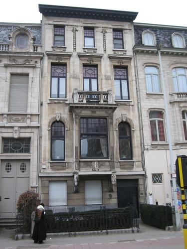 Antwerpen Jan Van Rijswijcklaan 52