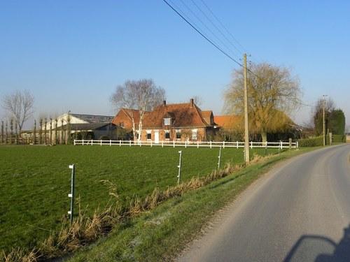Zonnebeke Ieperstraat 258