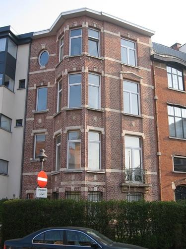 Antwerpen Bosmanslei 13