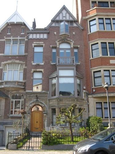Antwerpen Bosmanslei 18