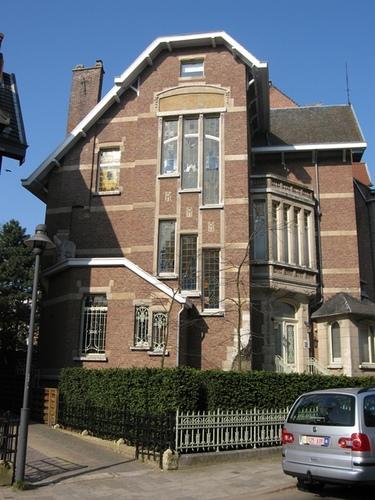 Antwerpen Bosmanslei 20