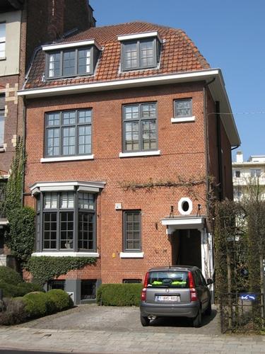 Antwerpen Van Putlei 36