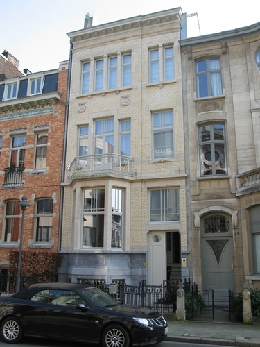 Antwerpen Arthur Goemaerelei 63