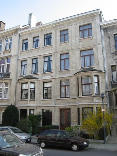 Antwerpen Arthur Goemaerelei 85-87