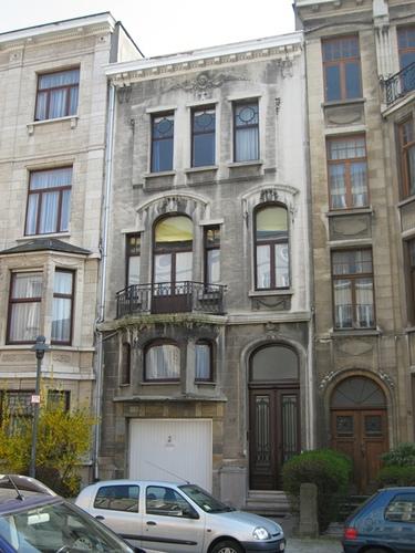 Antwerpen Arthur Goemaerelei 89