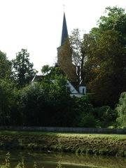 Parkgebied langs de Dijle