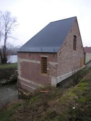 Watermolen te Schoonhoven