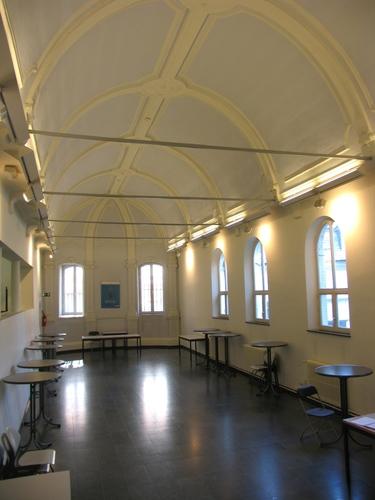 Leuven Naamsestraat 69-71 College van de Hoge Heuvel kapel