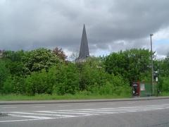 Parochiekerk Sint-Jan-de-Doper, Oosterweel