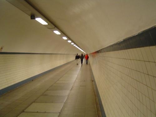Antwerpen Sint-Jansvliet zonder nummer Sint-Annatunnel