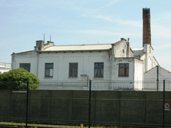 Lot XI - Bedrijfsgebouwen van de Belgian Benzine Company