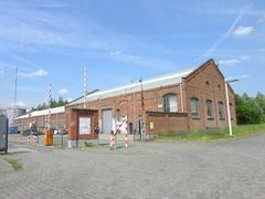 Lot IX: Bedrijfsgebouwen van L'Alliance