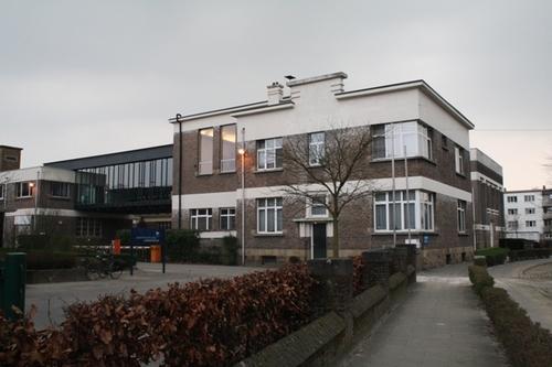 Antwerpen Berchemlei 115 kantoorgebouw