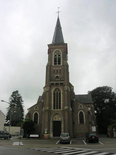 Londerzeel Bloemstraat zonder nummer kerk