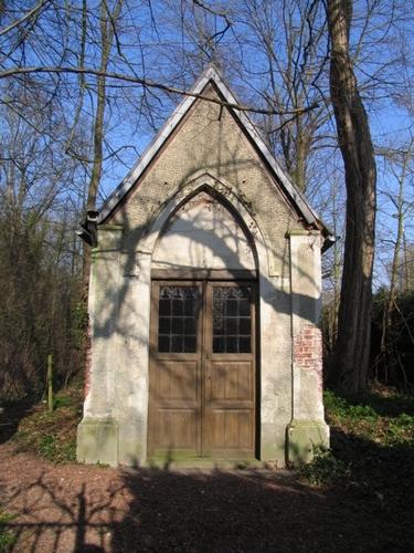 Roosdaal Koning Albertstraat 132 kapel