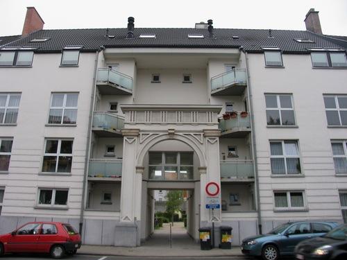 Gent Kasteellaan 127-233, 283-321- nieuwbouw