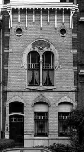 Antwerpen Cogels-Osylei  55