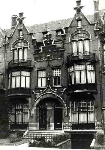 Antwerpen Cogels-Osylei 70-72