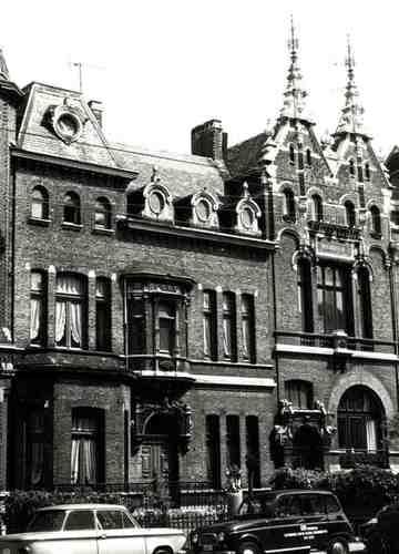 Antwerpen Cogels-Osylei 3-5