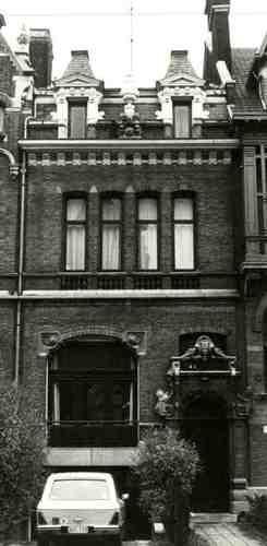 Antwerpen Cogels-Osylei 7