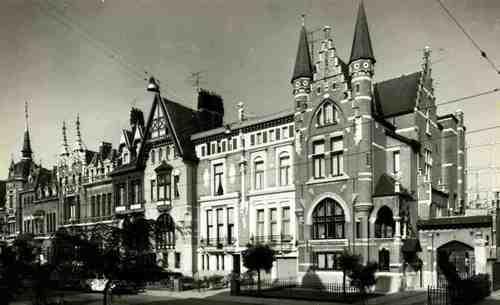 Antwerpen Cogels-Osylei 9-17