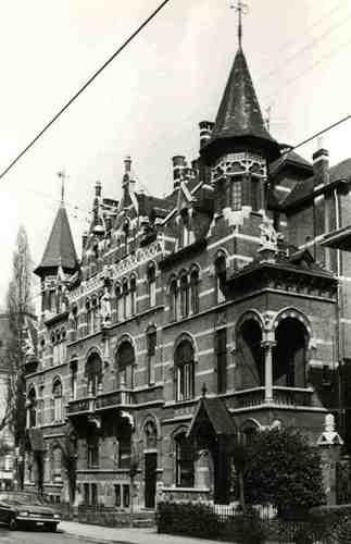 Antwerpen Cogels-Osylei 45-51